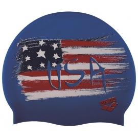 Bonnet ARENA Print 2 - Flag USA