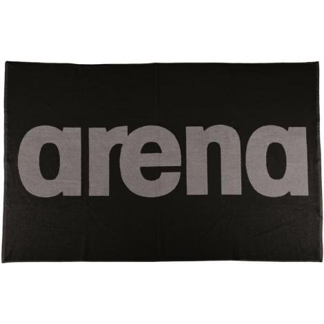Serviette ARENA Handy - Black Grey