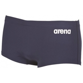 Arena Solid Squared Short - Navy White