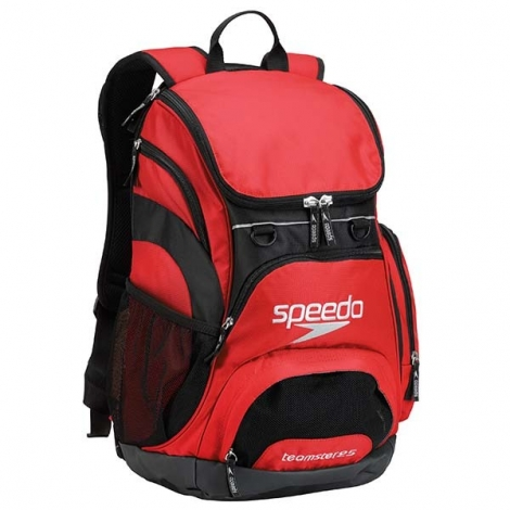 Sac a dos SPEEDO Teamst Backpack 35L Rouge