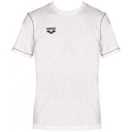 Tee shirt ARENA Team Line SS Tee - White