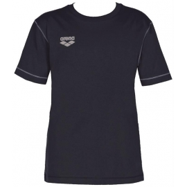 Tee shirt ARENA Junior Team Line SS Tee - Navy