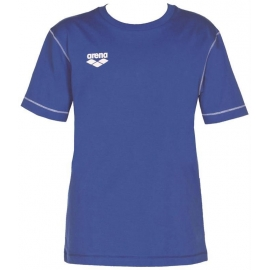 Tee shirt ARENA Junior Team Line SS Tee - Royal