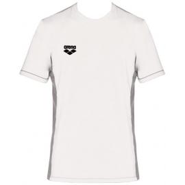 Tee shirt Technique ARENA Team Line Tech SS Tee - White