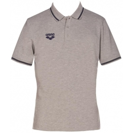 Polo ARENA Team Line - Medium Grey