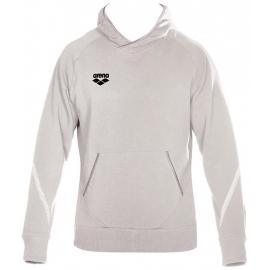 Hoodie ARENA Team Line - White