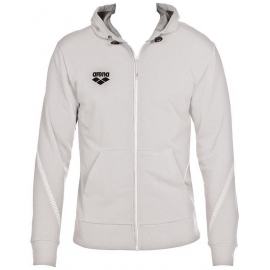 Hooded Jacket ARENA Team Line - White