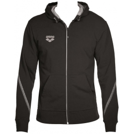 Hooded Jacket ARENA Team Line - Black