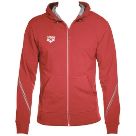 Hooded Jacket ARENA Team Line - Red