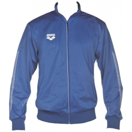 Knitted Poly Jacket Junior ARENA Team Line - Royal