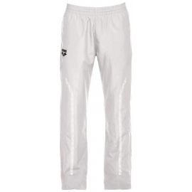 ARENA Warm Up Pant Team Line - White