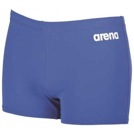 Arena Solid Short Royal White