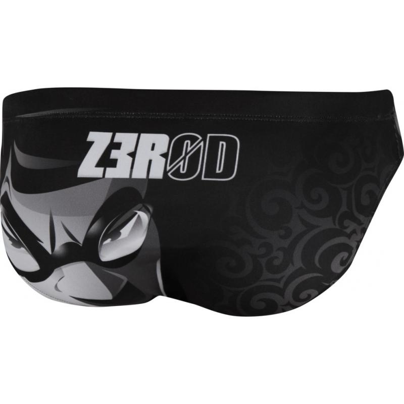 livraison gratuite volume grand divers styles ZEROD Ravenman Black Brief - Maillot de Bain Homme