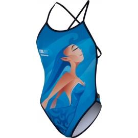 ZEROD Athletic Ravenman Mermaid Atoll - Maillot de bain Femme