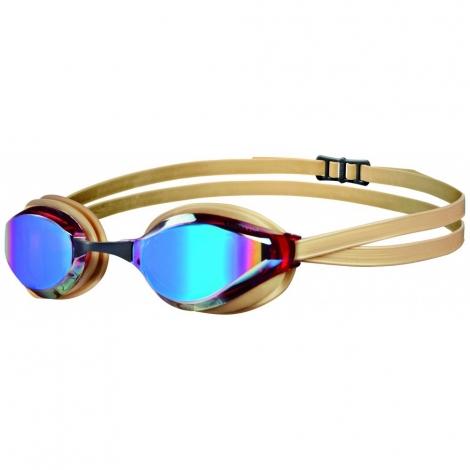 ARENA Python Mirror Revo Gold - Lunettes Natation