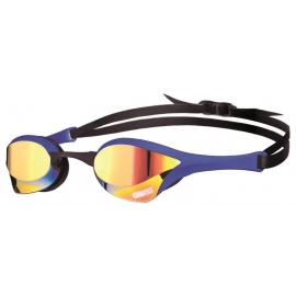 Lunettes ARENA Cobra Ultra Mirror Yellow Revo Blue