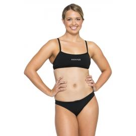 AMANZI Jet - Maillot Bikini Femme