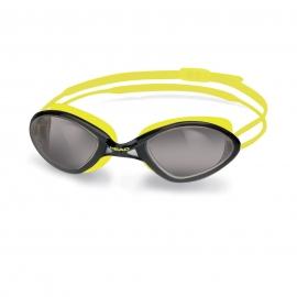 Lunettes HEAD Tiger Race Liquidskin - Yellow Black Smoke