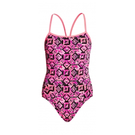Funkita Fille Ruby Racer - Single Strap