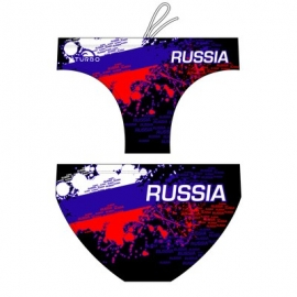 TURBO Russia Country - Maillot Natation Homme