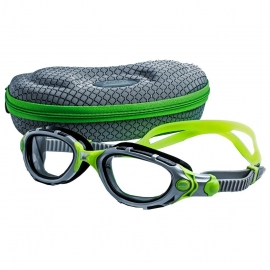 Lunettes Zoggs Predator Flex REACTOR PhotoChromic white/green