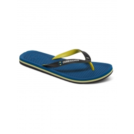 Tongs Quiksilver Haleiwa XKBG - Black Blue Green