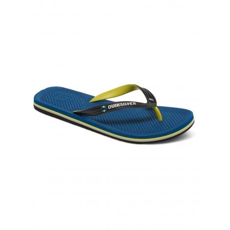 Tongs Quiksilver Haleiwa XKBG - Black Blue Green