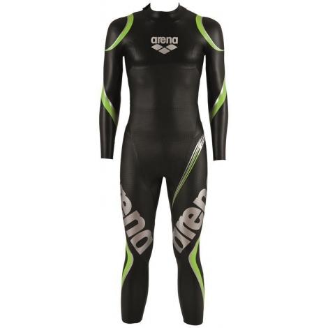ARENA M Triwetsuit Carbon Homme - Combinaison Néoprène Eau Libre et Triathlon