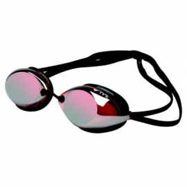 Lunettes TYR Tracer Racing Metallized Red / Silver
