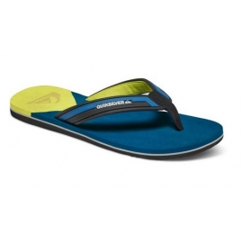 Tongues Quiksilver Molokai New Wav Blue/Yellow/Blue