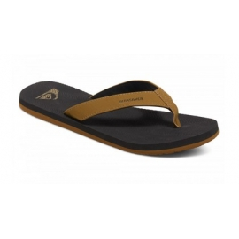 Tongues Quiksilver Molokai Laser Brown/Black/Brown