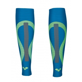 Manchons Compression pour Mollets ARENA Carbon Calf Sleeves