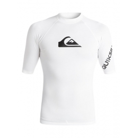 Tee Shirt Quiksilver All time SS - WBBO White