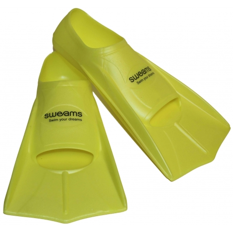 Minifins SWEAMS - Yellow Fluo