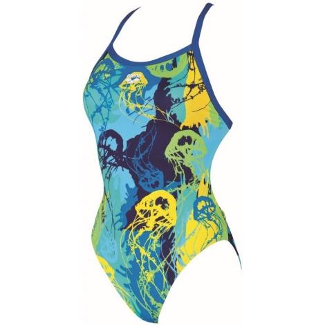 Arena Underwater Royal - Maillot 1 pièce Femme