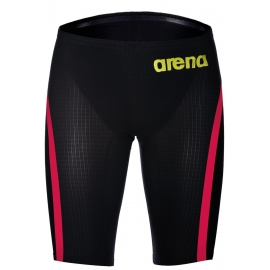 Jammer ARENA PowerSkin CARBON FLEX VX - Dark Grey Fluo Red