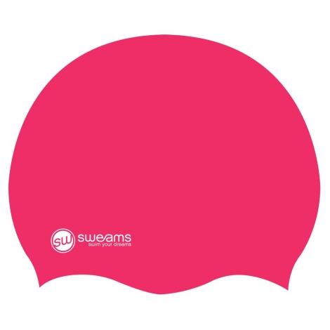 Bonnet silicone SWEAMS Pink