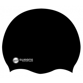 Bonnet silicone SWEAMS Black