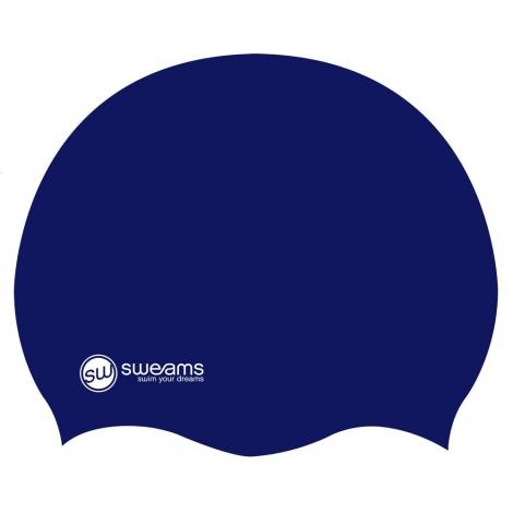 Bonnet silicone SWEAMS Navy Blue