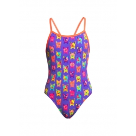 FUNKITA Fille - Pooch Party - Single Strap