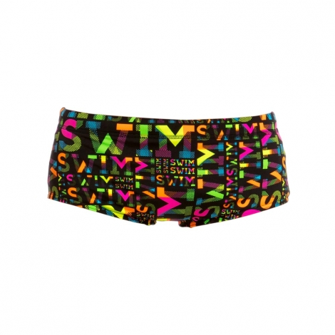 Funky Trunks Boy - Night Swim - Maillot Natation Junior
