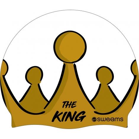 Bonnet SWEAMS The King - White-Gold