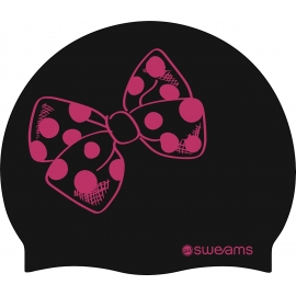 Bonnet SWEAMS Big Butterfly - Pink