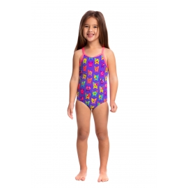 Funkita Toddler Pooch Party- Maillot Fille 1 à 7 ans
