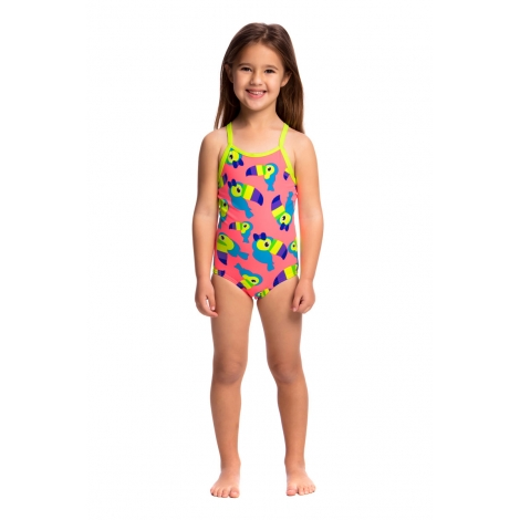 Funkita Toddler You Can Too- Maillot Fille 1 à 7 ans
