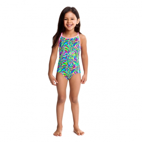 Maillot Funkita petite fille 2 pieces Sweet Smoothie Toddler Fille Tankini