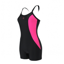BIKE'O Aimi Rose - Maillot de bain Aquabiking Femme