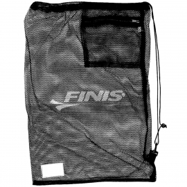 Mesh Gear Bag FINIS Black