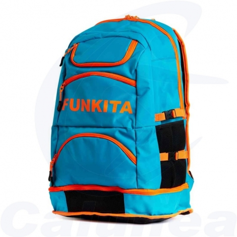Sac a dos Funkita Elite Squad Backpack - Blue Lagoon
