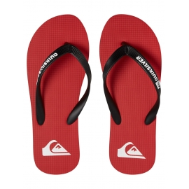 Tongues Quiksilver MOLOKAI BLACK - RED - WHITE - XKRW